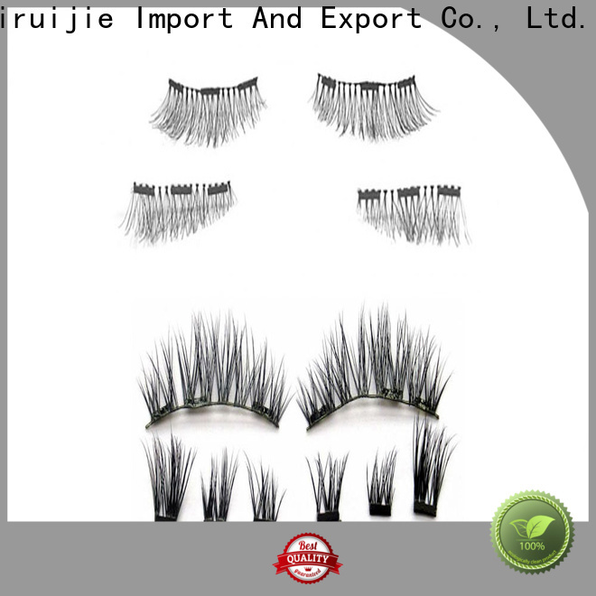 Liruijie Top mink lash extension supplies suppliers for small eyes