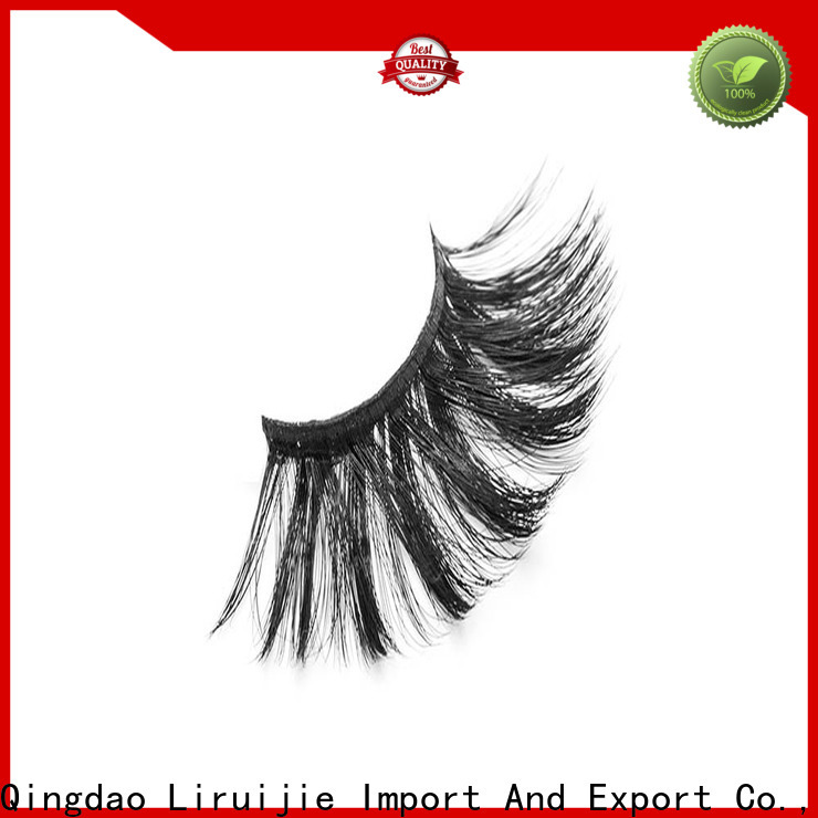 Liruijie Top synthetic mink eyelashes suppliers for Asian eyes