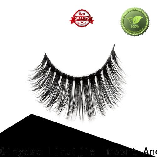 Liruijie lash individual eyelashes wholesale factory for Asian eyes