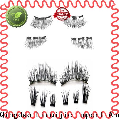 Liruijie New eyelash extension supplies toronto company for Asian eyes