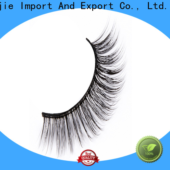 Liruijie Custom synthetic eyelash suppliers manufacturers for Asian eyes