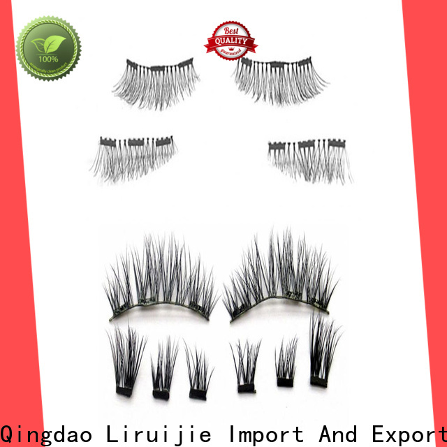 Liruijie Top new eyelashes factory for small eyes