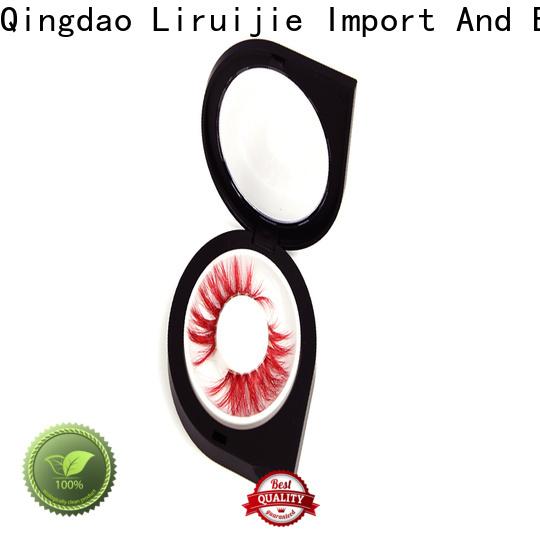 Liruijie Latest custom eyelash cases for business for fake eyelash
