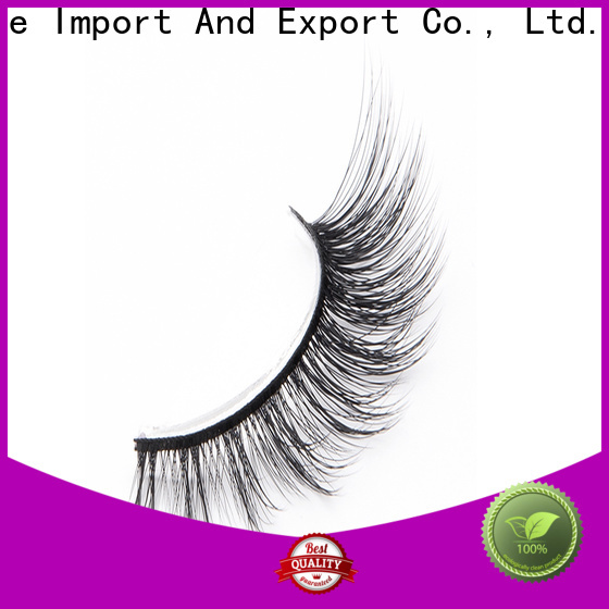 Liruijie lash faux mink synthetic eyelashes for business for almond eyes