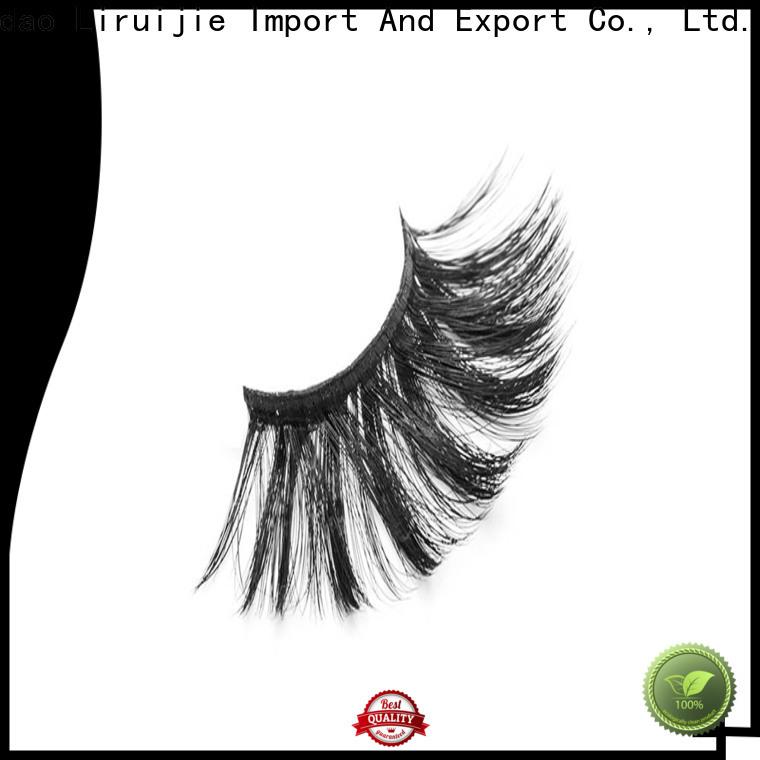 Liruijie Latest eyelashes supplier factory for beginners