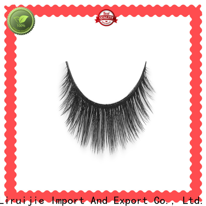 Liruijie High-quality lashes supplier company for Asian eyes