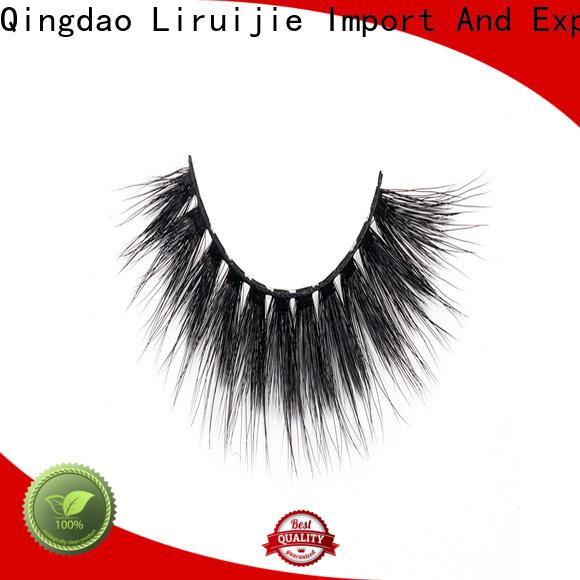 Liruijie Wholesale synthetic eyelash wholesale factory for beginners