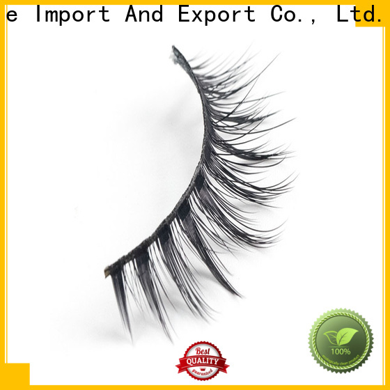 Liruijie Custom synthetic magnetic eyelashes for business for Asian eyes