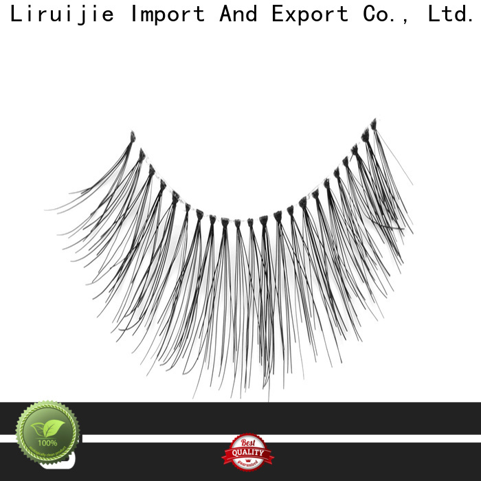 Liruijie elise eyelashes wholesale company for Asian eyes