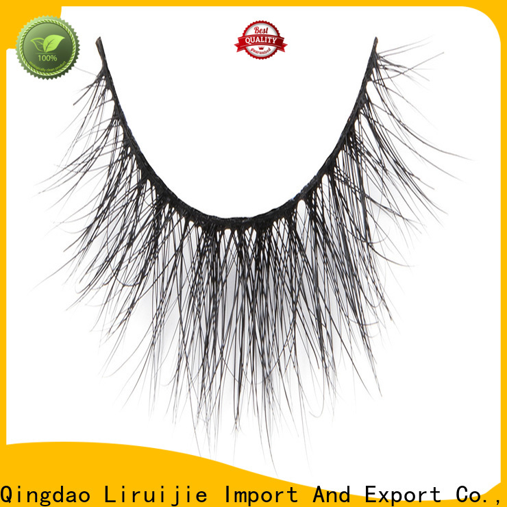 Liruijie High-quality luxury mink lashes for business for extensions