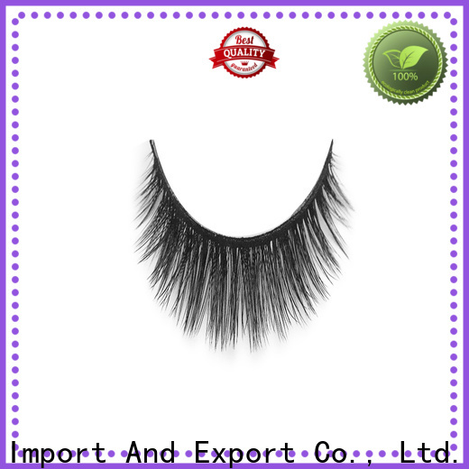 Liruijie highend synthetic false eyelashes supply for beginners