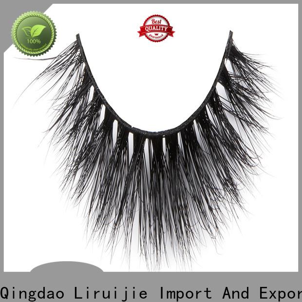 Liruijie Custom silk mink eyelash extensions supply for small eyes