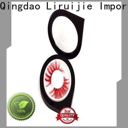 Liruijie eyelash false eyelash packaging suppliers for business for eyelash extensions