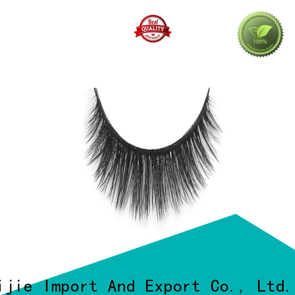Liruijie magnetic synthetic lashes suppliers for round eyes