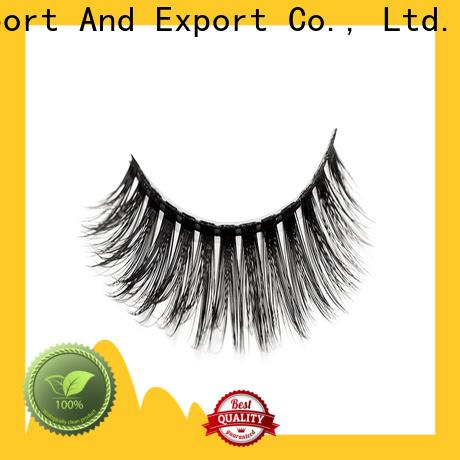 Liruijie fiber synthetic silk lashes factory for beginners