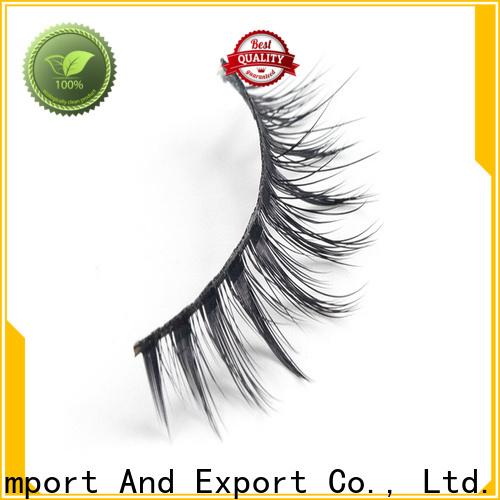Liruijie highend good false eyelashes factory for almond eyes