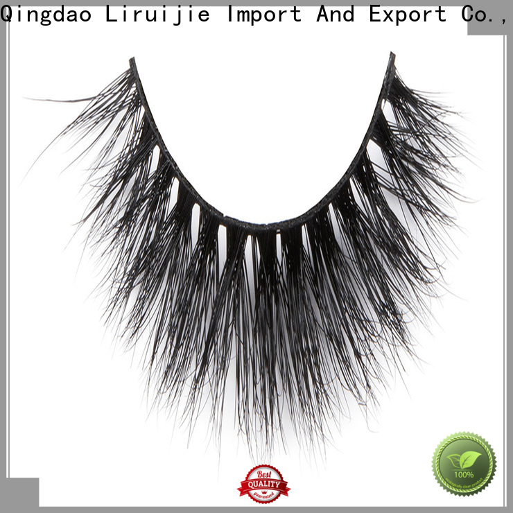 Liruijie mink mink lash extensions for business for extensions