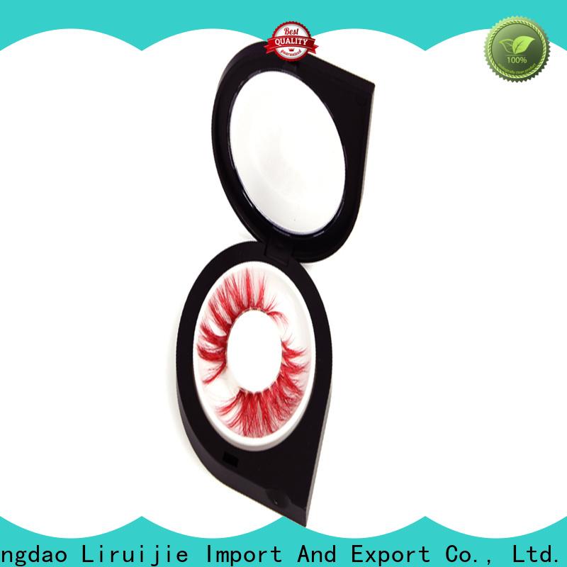 Liruijie Top eyelash packaging manufacturers suppliers for magnetic eyelashes