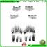 Latest best selling eyelashes factory for round eyes