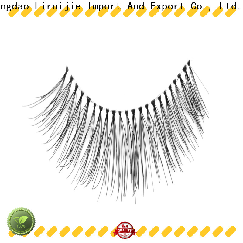 Liruijie eyelashes after eyelash extensions company for almond eyes