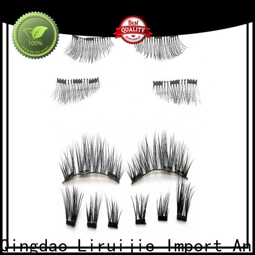 Liruijie Custom best eyelash manufacturer company for Asian eyes