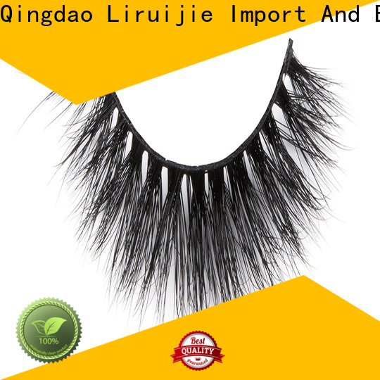 Liruijie Wholesale synthetic mink lash extensions supply for sensitive eyes