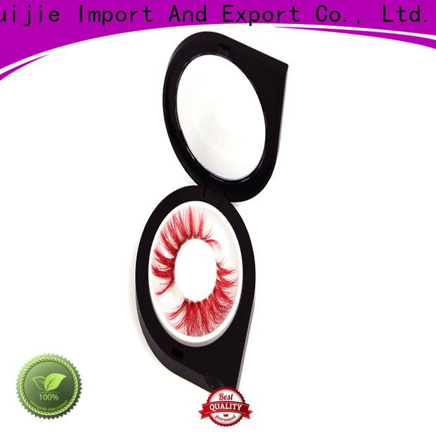 Liruijie eyelash semi permanent eyelashes wholesale supply for eyelash extensions