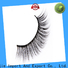 New 3d synthetic lashes series company for round eyes