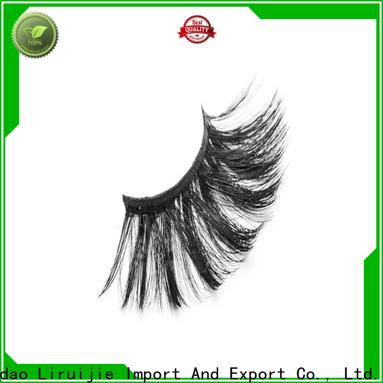 Liruijie High-quality synthetic eyelashes wholesale company for Asian eyes