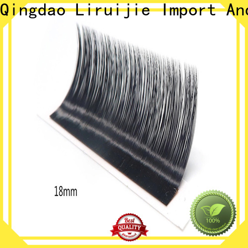 Wholesale human hair eyelash extensions philippines real company for beginners
