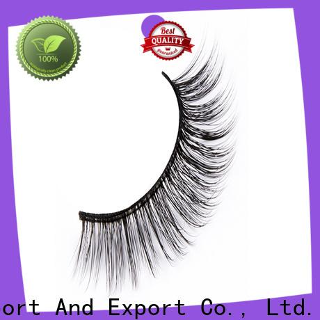 Liruijie eyelash faux mink synthetic eyelashes manufacturers for beginners
