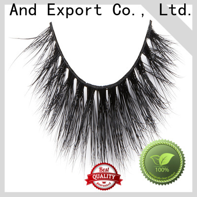 Wholesale mink eyelash bar lashes supply for small eyes