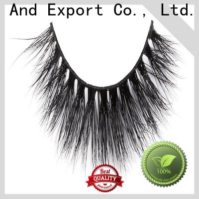 Wholesale mink eyelash bar lashes supply for small eyes