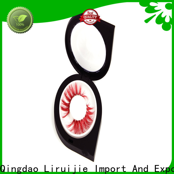 Liruijie magnetic eyelash packaging box uk suppliers for eyelash extensions