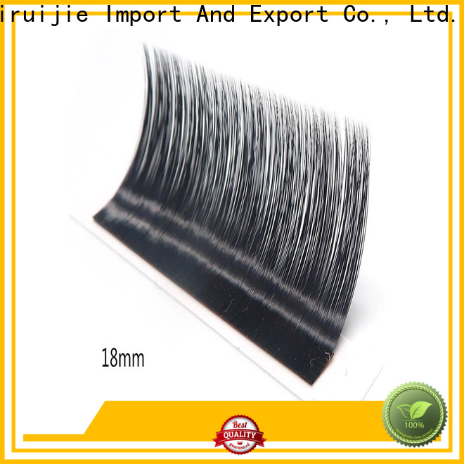 Latest types of eyelash extensions mink suppliers for round eyes