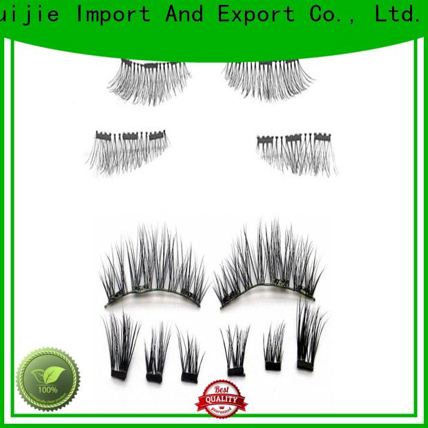 Liruijie New fake eyelashes online for business for Asian eyes