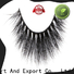 Top 3d mink lash extensions mink factory for sensitive eyes
