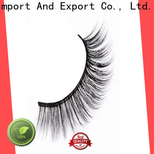 Liruijie Top synthetic eyelashes supply for Asian eyes