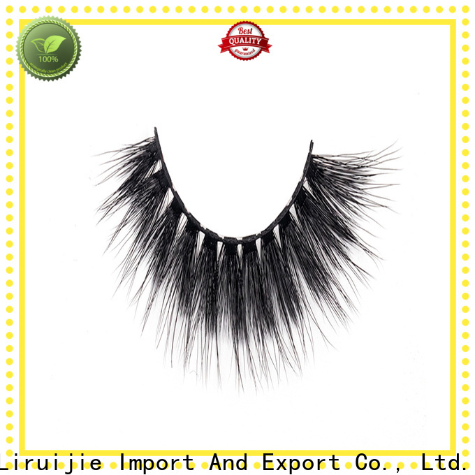 Liruijie Latest fake eyelashes wholesale factory for round eyes