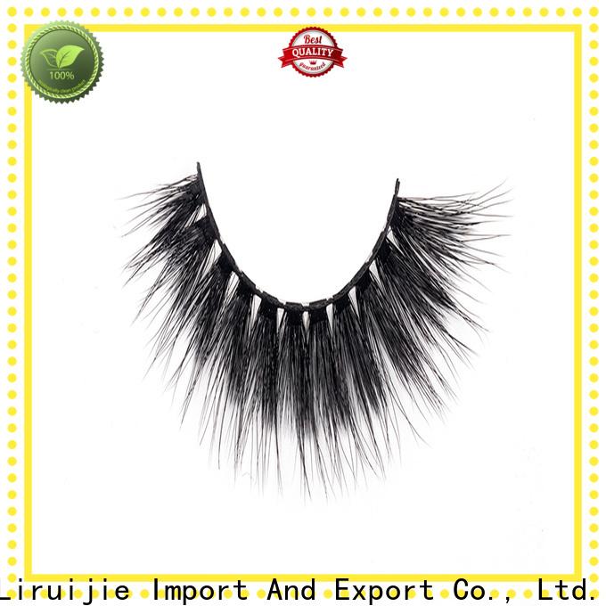Liruijie Latest fake eyelashes wholesale factory for round eyes