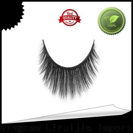 Liruijie Wholesale wholesale individual lashes company for Asian eyes