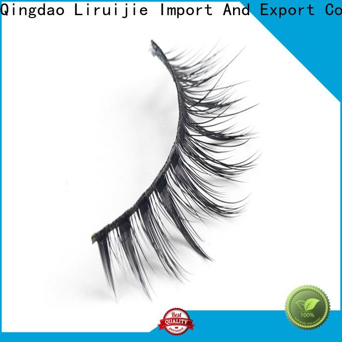 Liruijie eyelashes synthetic eyelashes manufacturers for beginners