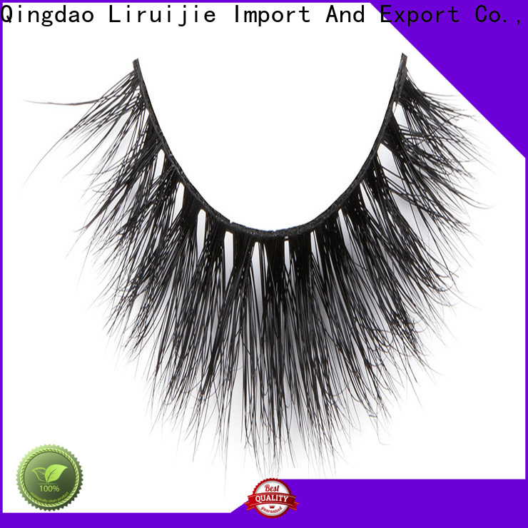 Liruijie lashes mink eyelashes price manufacturers for small eyes