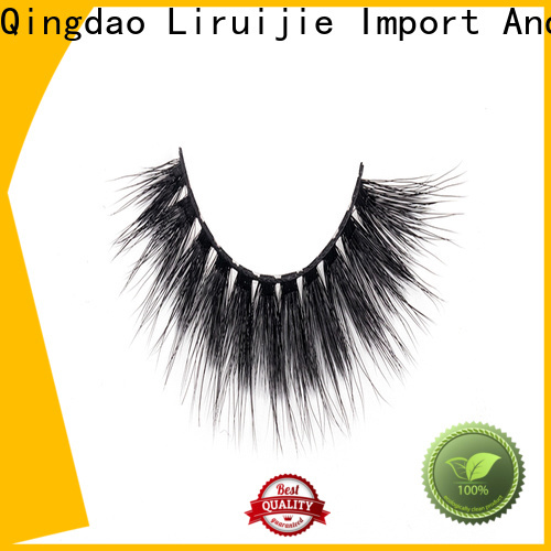 Latest best synthetic eyelashes false company for Asian eyes