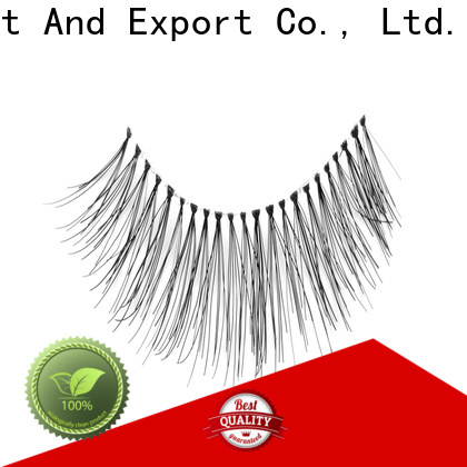 Liruijie semi permanent fake eyelashes supply for round eyes