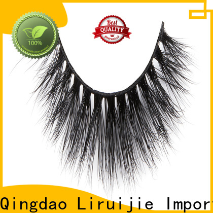 Liruijie High-quality authentic mink lashes suppliers for extensions