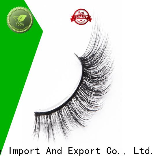 Liruijie Custom synthetic eyelashes manufacturers for almond eyes