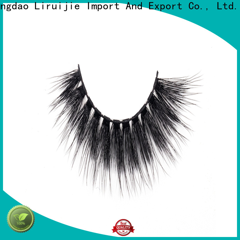 Liruijie Top good false eyelashes factory for Asian eyes