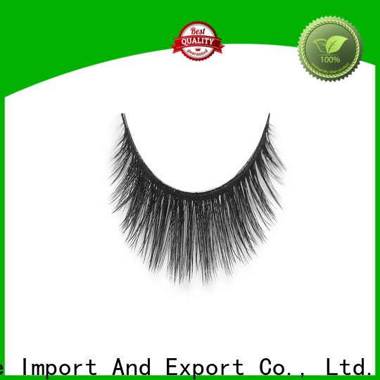 Latest synthetic eyelash mink suppliers for round eyes