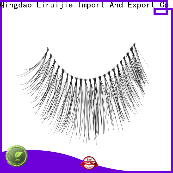 Liruijie eyelash strips wholesale suppliers for Asian eyes
